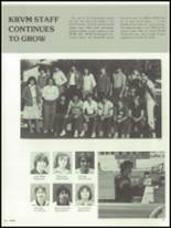 1982 North Eugene High School Yearbook Page 44 & 45