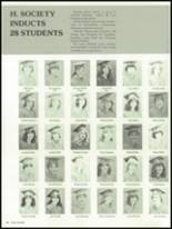 1982 North Eugene High School Yearbook Page 50 & 51