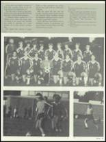 1982 North Eugene High School Yearbook Page 72 & 73