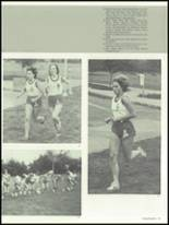 1982 North Eugene High School Yearbook Page 78 & 79