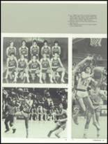 1982 North Eugene High School Yearbook Page 84 & 85