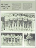 1982 North Eugene High School Yearbook Page 86 & 87