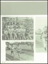 1982 North Eugene High School Yearbook Page 104 & 105