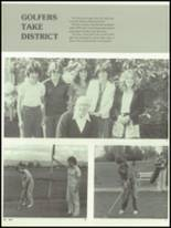 1982 North Eugene High School Yearbook Page 106 & 107