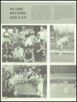 1982 North Eugene High School Yearbook Page 108 & 109