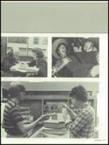 1982 North Eugene High School Yearbook Page 110 & 111
