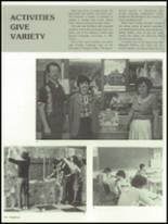 1982 North Eugene High School Yearbook Page 122 & 123
