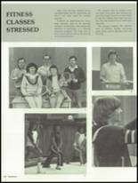 1982 North Eugene High School Yearbook Page 124 & 125