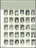 1982 North Eugene High School Yearbook Page 142 & 143