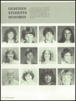 1982 North Eugene High School Yearbook Page 186 & 187