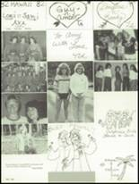 1982 North Eugene High School Yearbook Page 204 & 205