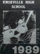 1989 Yearbook Knoxville High School