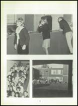 1966 Perryville High School Yearbook Page 14 & 15