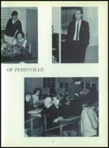 1966 Perryville High School Yearbook Page 16 & 17