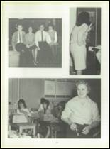 1966 Perryville High School Yearbook Page 18 & 19