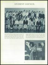 1966 Perryville High School Yearbook Page 20 & 21