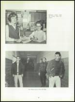 1966 Perryville High School Yearbook Page 30 & 31