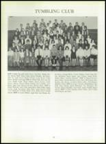 1966 Perryville High School Yearbook Page 32 & 33