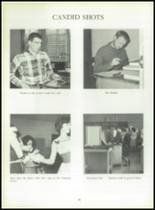 1966 Perryville High School Yearbook Page 34 & 35