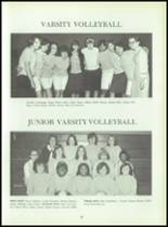 1966 Perryville High School Yearbook Page 38 & 39