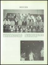 1966 Perryville High School Yearbook Page 40 & 41