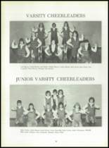 1966 Perryville High School Yearbook Page 42 & 43