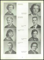 1966 Perryville High School Yearbook Page 44 & 45