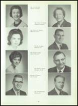 1966 Perryville High School Yearbook Page 46 & 47