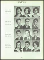 1966 Perryville High School Yearbook Page 50 & 51