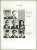 1966 Perryville High School Yearbook Page 54 & 55