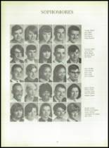 1966 Perryville High School Yearbook Page 64 & 65