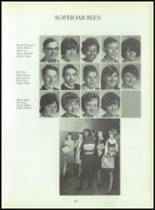 1966 Perryville High School Yearbook Page 66 & 67