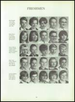 1966 Perryville High School Yearbook Page 68 & 69