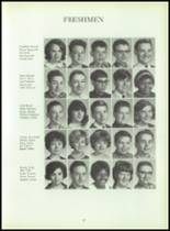 1966 Perryville High School Yearbook Page 70 & 71