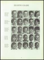 1966 Perryville High School Yearbook Page 72 & 73