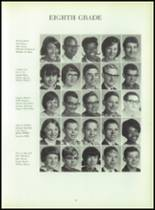 1966 Perryville High School Yearbook Page 74 & 75