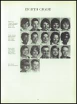 1966 Perryville High School Yearbook Page 76 & 77