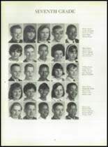 1966 Perryville High School Yearbook Page 78 & 79