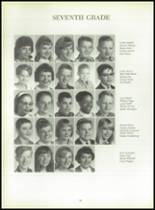1966 Perryville High School Yearbook Page 82 & 83