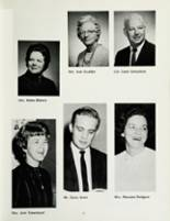 1967 Mount Vernon High School Yearbook Page 30 & 31