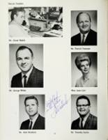 1967 Mount Vernon High School Yearbook Page 32 & 33
