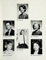 1967 Mount Vernon High School Yearbook Page 36 & 37