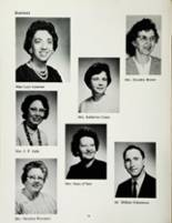 1967 Mount Vernon High School Yearbook Page 40 & 41
