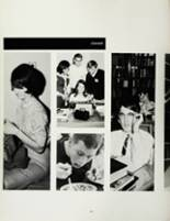 1967 Mount Vernon High School Yearbook Page 50 & 51
