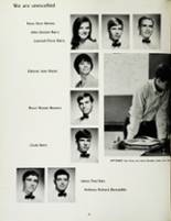 1967 Mount Vernon High School Yearbook Page 54 & 55