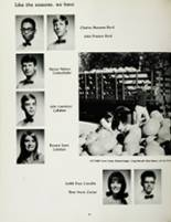 1967 Mount Vernon High School Yearbook Page 58 & 59