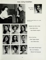 1967 Mount Vernon High School Yearbook Page 68 & 69