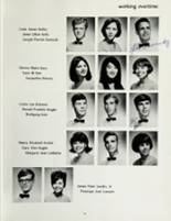1967 Mount Vernon High School Yearbook Page 74 & 75
