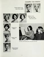 1967 Mount Vernon High School Yearbook Page 76 & 77