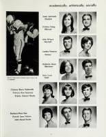 1967 Mount Vernon High School Yearbook Page 80 & 81